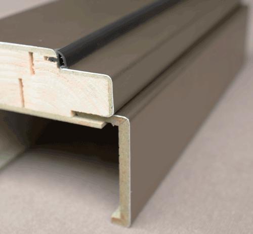 BVR aluminum surfaces